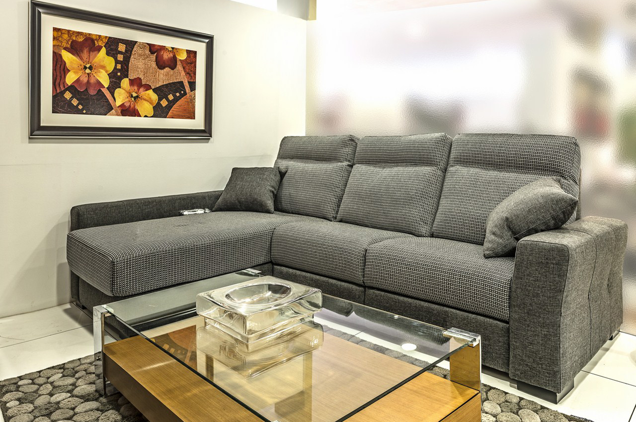 Sofa con Chaise Longue